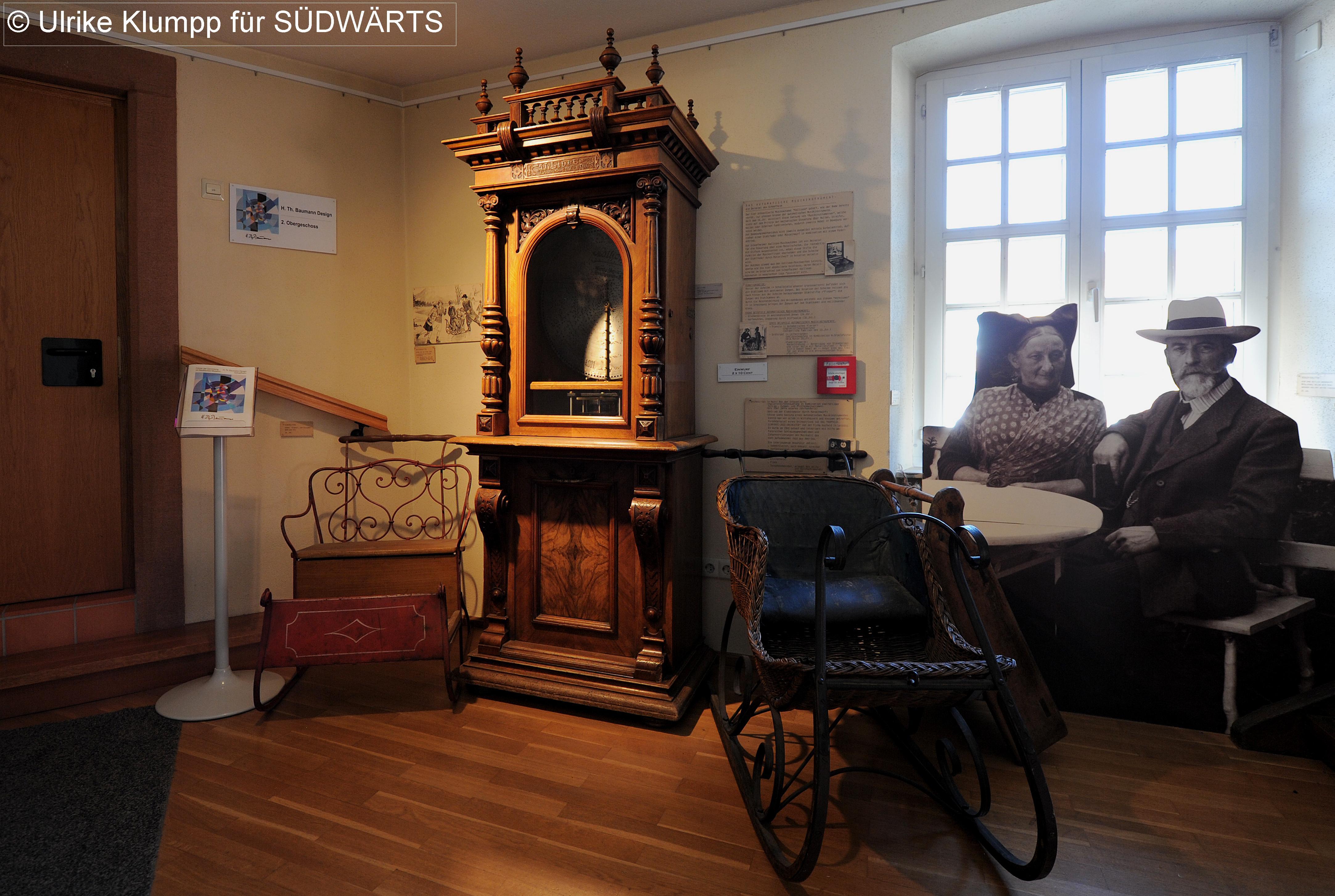 Museum der Stadt Schopfheim Innenansicht Kultur