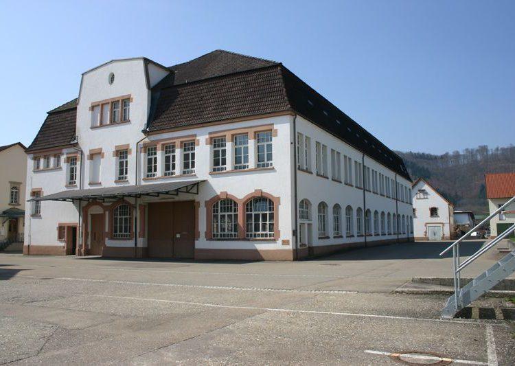 Technisches Museum Außenansicht in Schopfheim