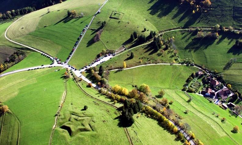 Sternschanze Kleines Wiesental-Neuenweg