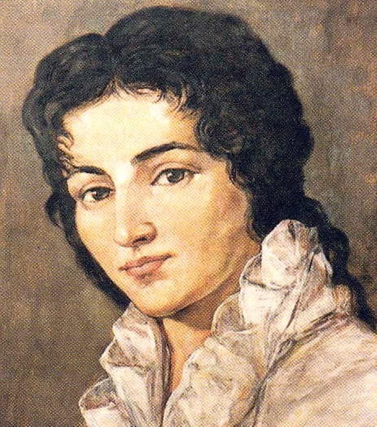 Portrait Constanze Mozart