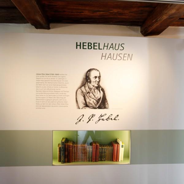 Hebelhausen in Hausen im Wiesental