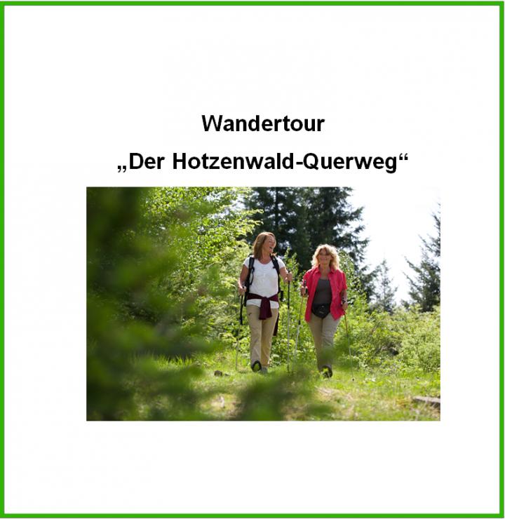"""Titelbild """"Wandertour Hotzenwald-Querweg"""""""