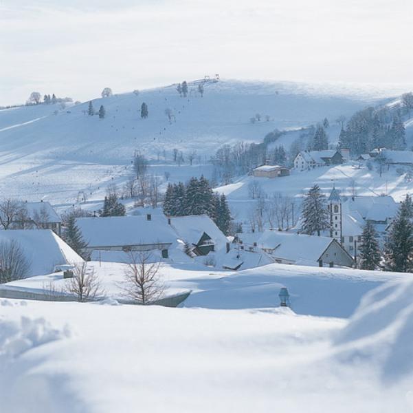 Die Ferienregion Südwärts im Winter