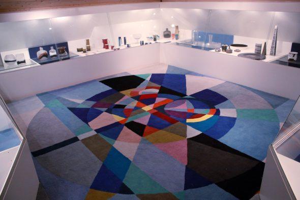 Teppich Design Sammlung Hans Theo Baumann