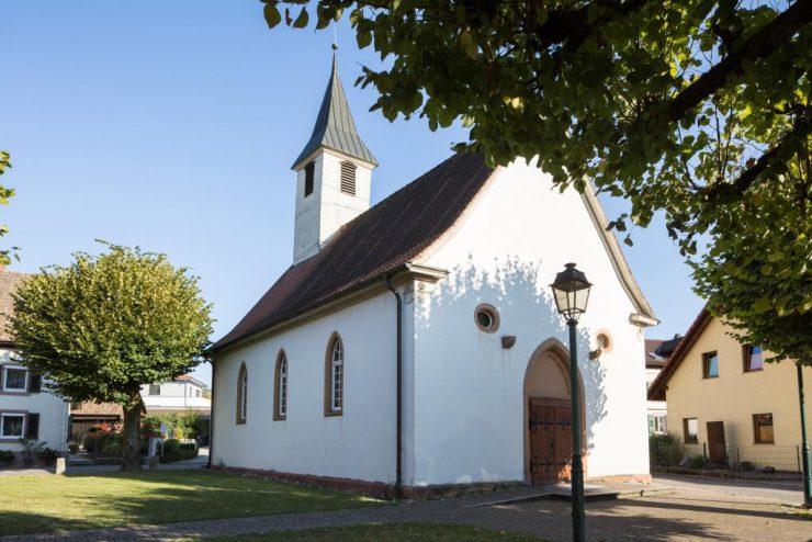 Kirche St. Agathe komp