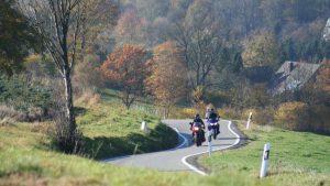 Motorrad Touren