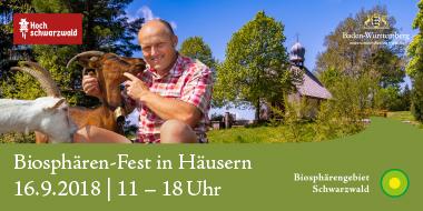 Biosphaeren Fest Haeusern