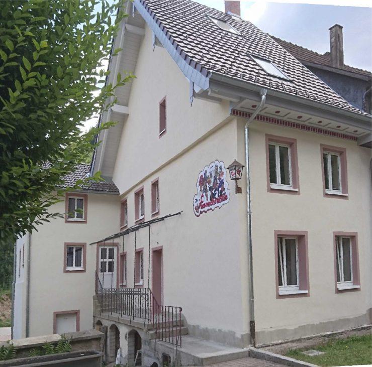 Zeller Fasnachtshus Haus
